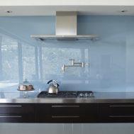 Virtuvinės stiklo sienelės Nr. 7