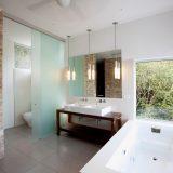 Dušo, vonios, pirčių sienelės Nr. 6