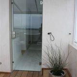 Stiklo durys Nr. 6