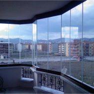 Terasos, balkonai, žiemos sodai Nr. 2